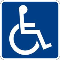 Handicapped ADA Web Accessible Website